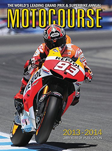 Motocourse: The World's Leading Grand Prix & Superbike Annual (Hardcover): Michael Scott