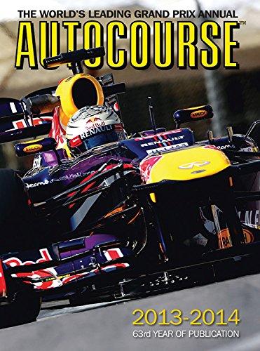 Autocourse: Dodgins, Tony, Hamilton, Maurice, Hughes, Mark