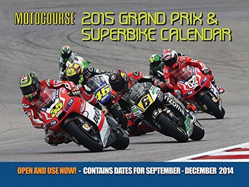 9781905334919: Motocourse 2015 Calendar