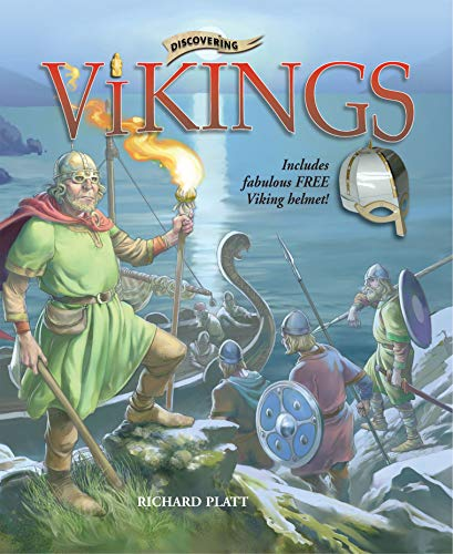 Discovering Vikings (Discovering S) (1905339046) by Richard Platt