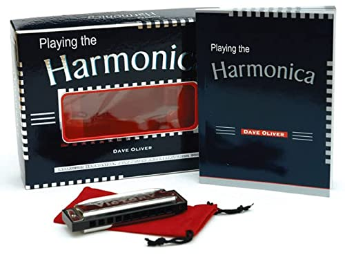 9781905339471: Playing the Harmonica - Box Set (RBF)