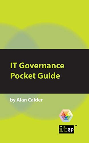 9781905356256: IT Governance: A Pocket Guide (ITG Pocket Guides)