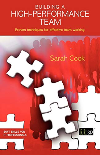 Building a High-Performance Team: Sarah Cook