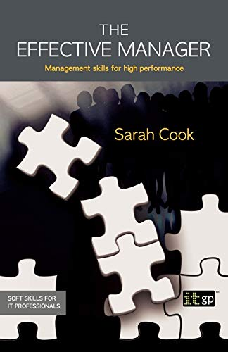 Effective Manager (The): Sarah Cook