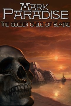 THE GOLDEN CHILD OF SLAINE: PARADISE, Mark