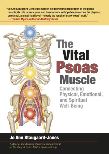9781905367245: The Vital Psoas Muscle: Connecting Physical, Emotional, and Spiritual Well-Being