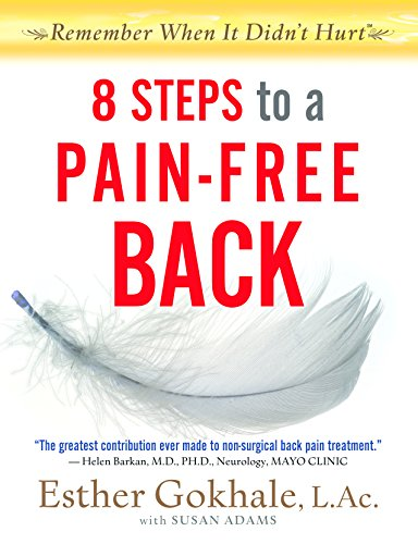 9781905367450: 8 Steps to a Pain-Free Back: Natural Posture Solutions for Pain in the Back, Neck, Shoulder, Hip, Knee, and Foot