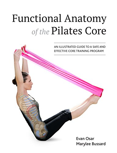 9781905367559: Functional Anatomy of the Pilates Core: An Illustrated Guide to a Safe and Effective Core Training Program