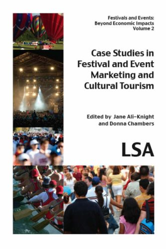 9781905369034: Case Studies in Festival and Event Marketing and Cultural Tourism