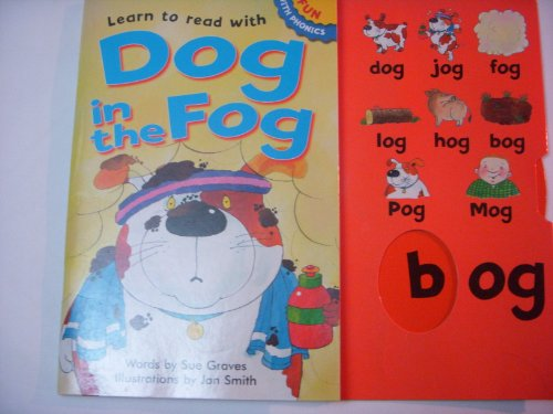 Dog in the Fog (Learn to Read with.): Graves, Sue