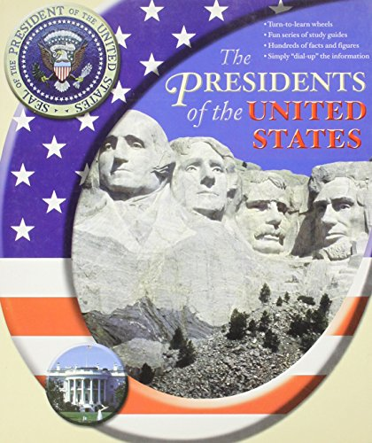 9781905372928: The Presidents of the United States (Turn and Learn Wheels)