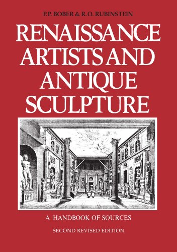 9781905375608: Renaissance Artists and Antique Sculpture: A Handbook of Sources. New, revised, and updated edition (Studies in Medieval and Early Renaissance Art History)