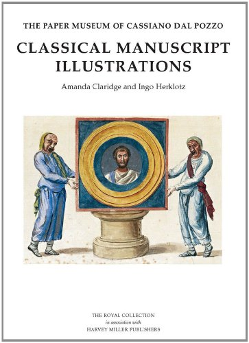 9781905375769: Classical Manuscript Illustrations (Paper Museum of Cassiano Dal Pozzo, Series A: Antiquities and Architecture)
