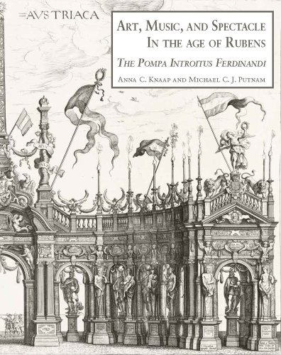 9781905375837: Art, Music and Spectacle in the Age of Rubens (Studies in Baroque Art)
