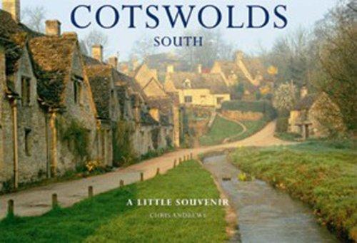 Cotswolds, South (Souvenir): Andrews, Chris