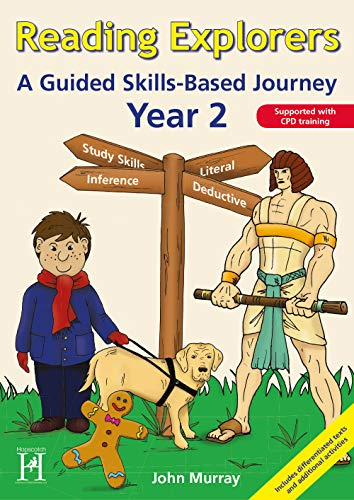9781905390588: Reading Explorers: Year 2: A Skills Based Journey