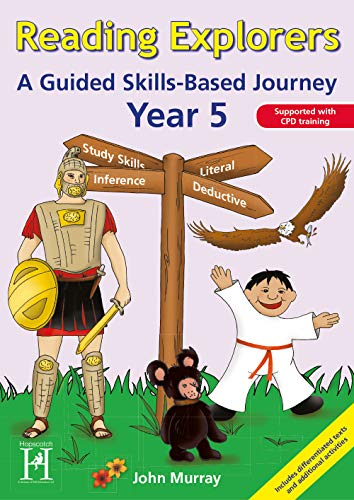 9781905390601: Reading Explorers: Year 5: A Guided Skills-based Journey