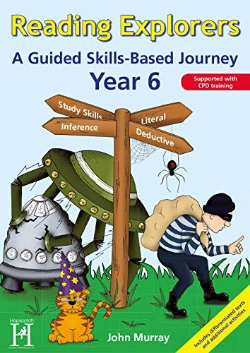 9781905390618: Reading Explorers Year 6: A Guided Skills-Based Journey