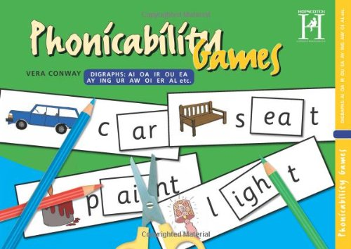 9781905390649: Phonocability Games Digraphs (Phonicability Games 6)