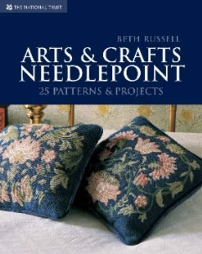 Arts and Crafts Needlepoint : 25 Needlepoint Projects