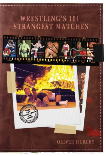 9781905411764: Wrestling's 101 Strangest Matches