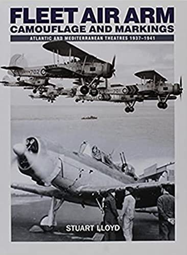 9781905414086: Fleet Air Arm: Camouflage and Markings 1937 - 1941