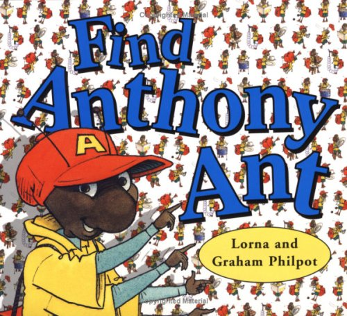 9781905417056: Find Anthony Ant