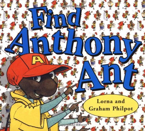 9781905417063: Find Anthony Ant