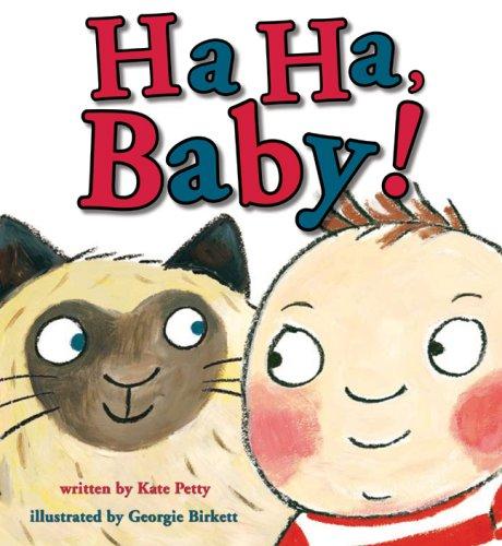Ha Ha, Baby!: Kate Petty