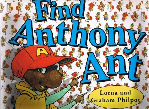 9781905417476: Find Anthony Ant
