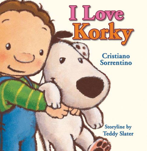 I Love Korky: Slater, Teddy
