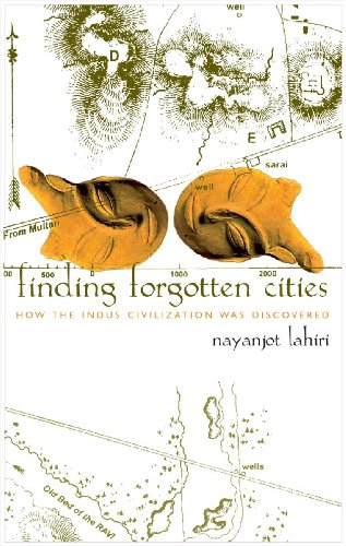 9781905422180: Finding Forgotten Cities: How the Indus Civilization was Discovered