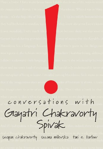 9781905422272: Conversations with Gayatri Chakravorty Spivak