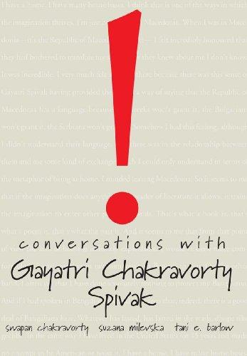 9781905422272: Conversations with Gayatri Chakravorty Spivak