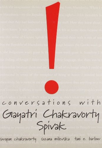 9781905422289: Conversations with Gayatri Chakravorty Spivak