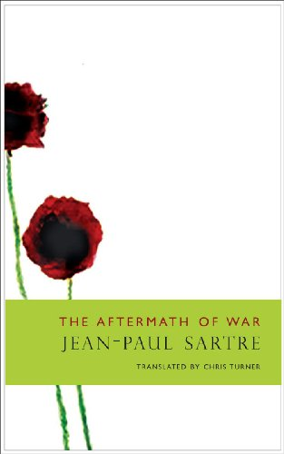 The Aftermath of War: Chris Turner,Jean-Paul-Sartre