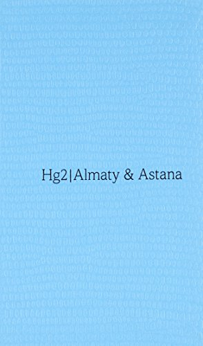 9781905428687: A Hedonist's Guide To... Almaty & Astana