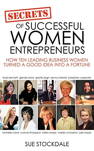 9781905430031: Secrets of Successful Women Entrepreneurs: