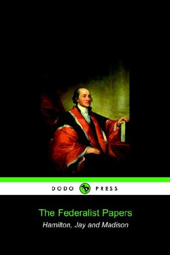 9781905432066: The Federalist Papers (Dodo Press)