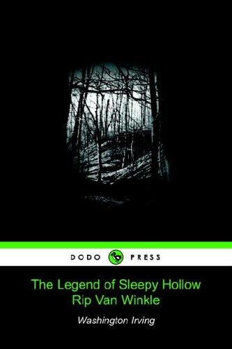 9781905432103: The Legend of Sleepy Hollow / Rip Van Winkle (Dodo Press)