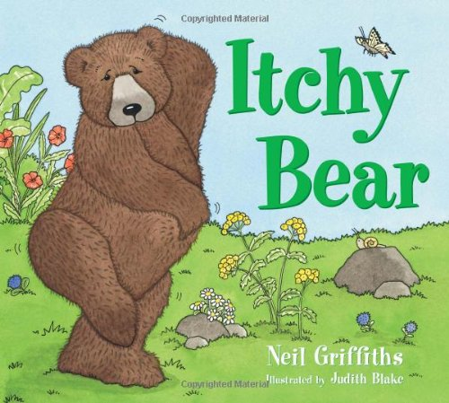 9781905434114: Itchy Bear