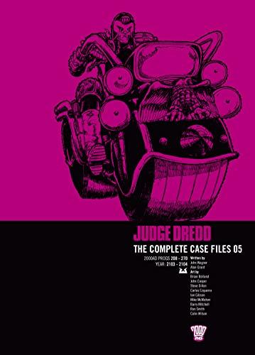 Judge Dredd: Complete Case Files v. 5: John Wagner, Alan