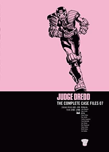 Judge Dredd: Complete Case Files v. 7: John Wagner, Alan