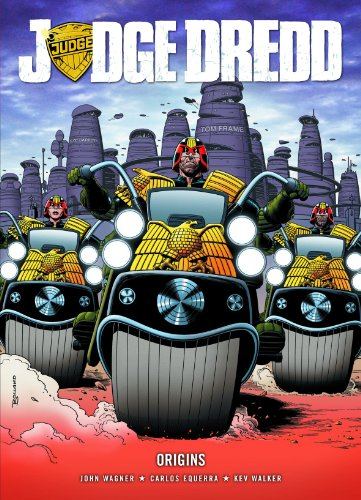 9781905437238: Judge Dredd: Origins (2000 Ad)