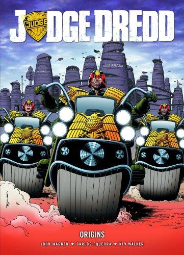 9781905437238: Judge Dredd: Origins (2000 Ad)