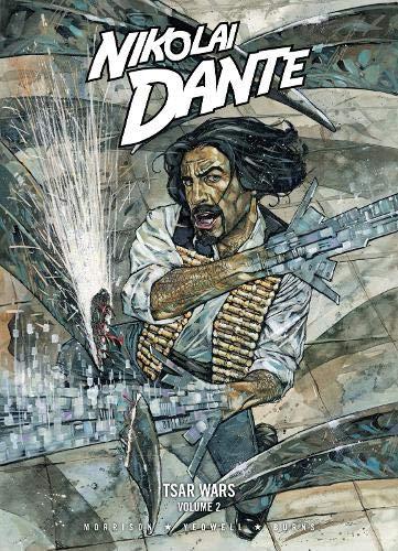 9781905437245: Nikolai Dante: Tsar Wars Vol. 2. Nikolai Dante Created by Robbie Morrison and Simon Fraser Tsar Wars v. 2