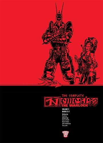 9781905437368: The Complete Nemesis the Warlock: Volume Two: 2