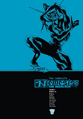 The Complete Nemesis the Warlock: Bk. 3: Mills, Pat