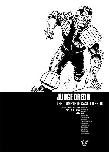 9781905437689: Judge Dredd: The Complete Case Files Vol.10