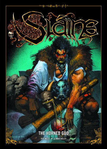 9781905437733: Slaine: the Horned God: Kiss His Axe! (2000 Ad)
